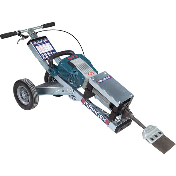 Jack Hammer Trolley Lambsons Hire Equipment Hire