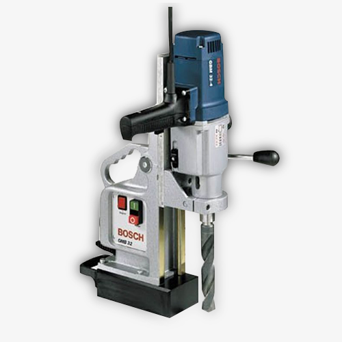 Bosch Magnetic Base Drill Lambsons Hire Equipment Hire